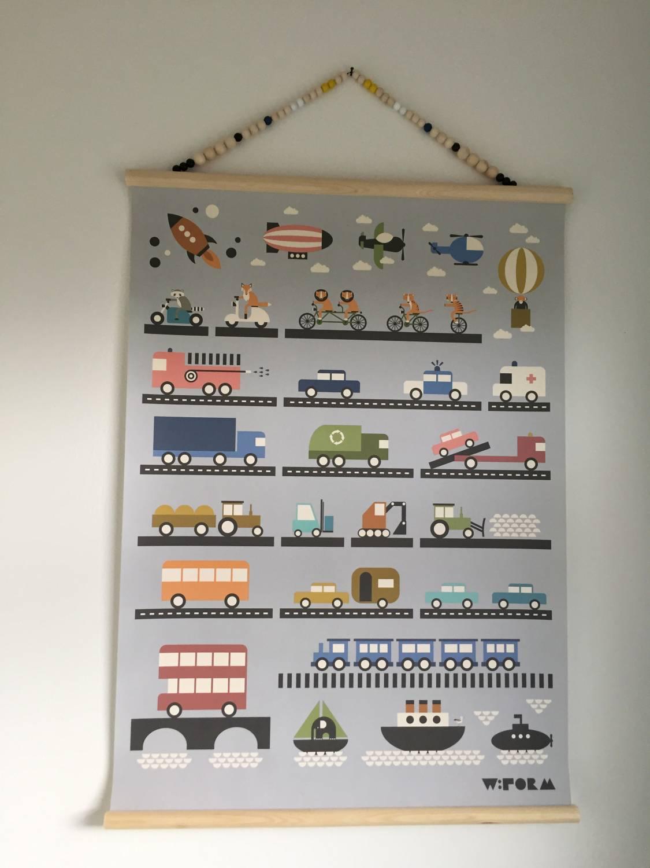 DIY Posterhanger