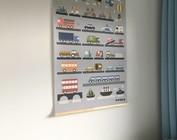 Retro Poster & Schoolplaat