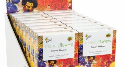 Groente- bloemen en  kruidenzaden