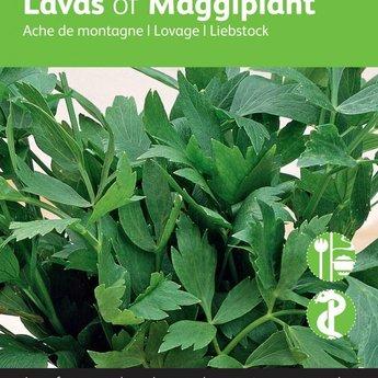 Maggiplant kruidenzaden