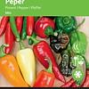 Peper Mixed 5 soorten zaden