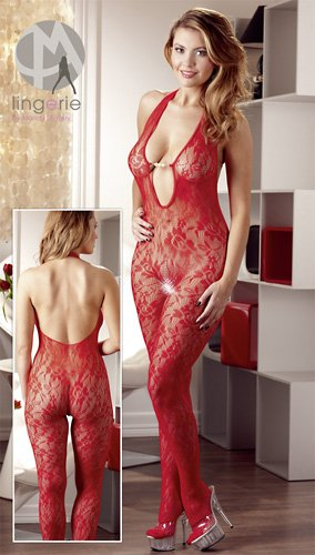 Catsuit ouvert