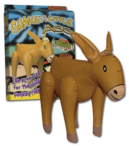 Opblaaspop ezel