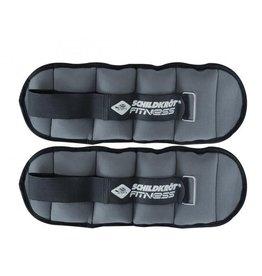 Schildkroet-Fitness Fitness enkel- en polsgewichten 2x1 kg