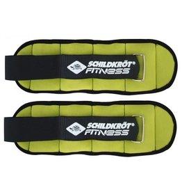 Schildkroet-Fitness Fitness enkel- en polsgewichten 2x0.5 kg