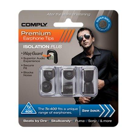 Comply Tx 400 Wax-Guard Ear Tips