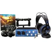 Presonus AudioBox stereo Recording Kit