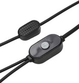 Audiofly AF33M In Ear Headphone met Clear-Talk Mic voor smartphones