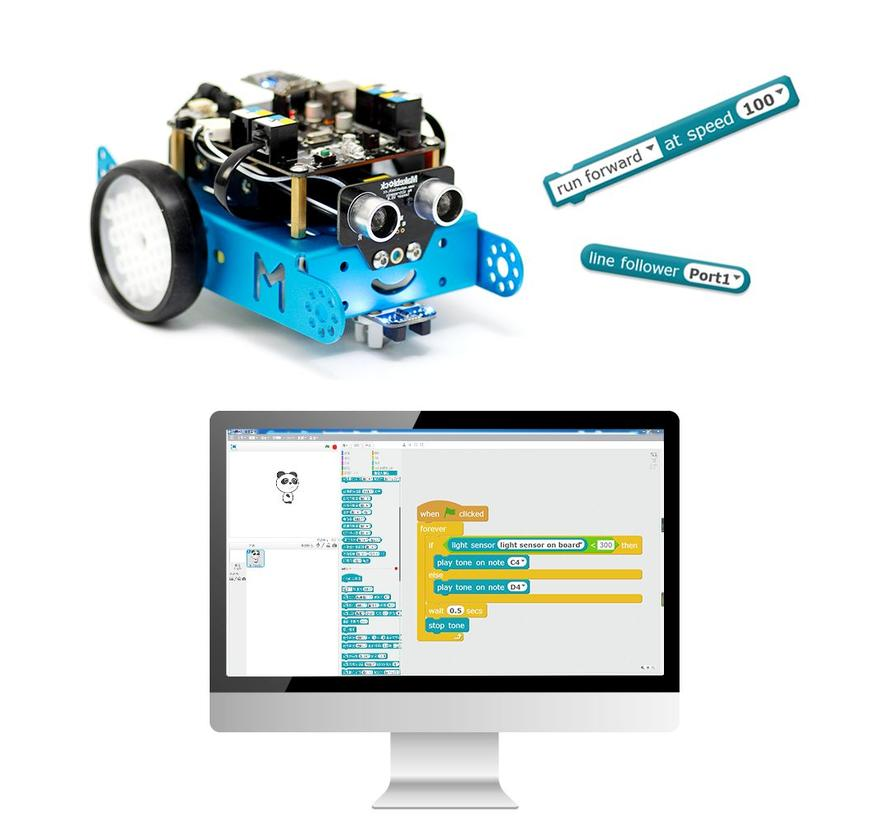 mBot educatieve Robot (Bluetooth)