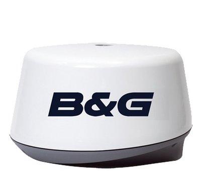 B&G Vulcan 7R kaartplotter en radarscherm