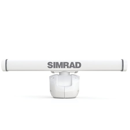 Simrad HALO-4 radar met een antenne van 122 centimeter