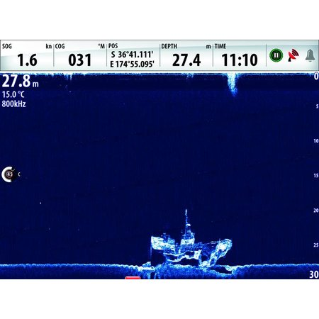 Simrad StructureScan HD Imaging module