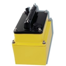 M260 diepte transducer