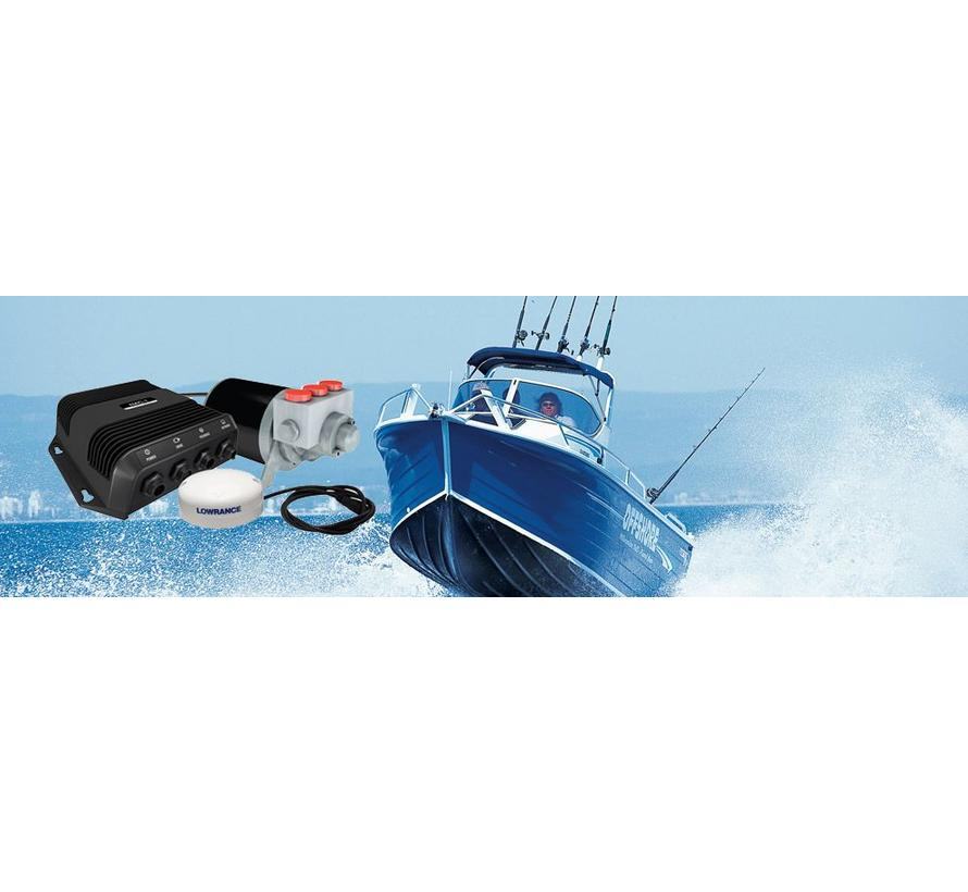 Outboard Pilot Hydraulic Pack stuurautomaat