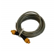 Simrad Ethernet cable yellow 5 Pin 7.7 m (25 ft)