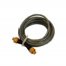 Ethernet cable yellow 5 Pin 15.2 m (50 ft)