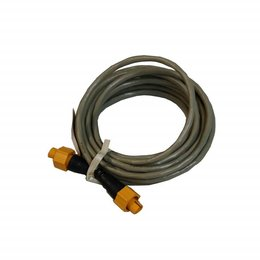 Simrad Ethernet cable yellow 5 Pin 15.2 m (50 ft)
