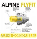Alpine FlyFit earplugs
