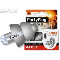 PartyPlug earplugs