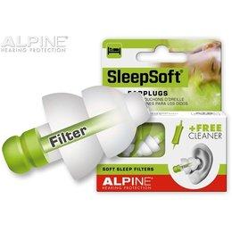 Alpine SleepSoft earplugs