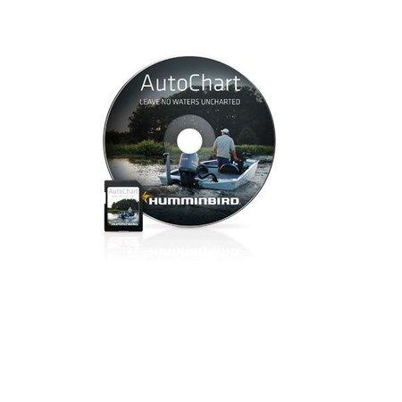 Humminbird AutoChart PC Software Europe