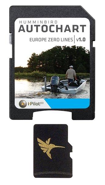 AUTOCHART ZeroLine SD Card Europe