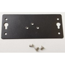 Wall mounting kit voor Robustel R3000 routers