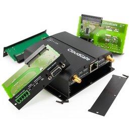 Option CloudGate gateway, 4G LTE M2M router met GPS