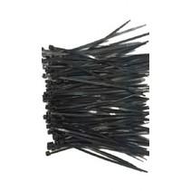 Nylon tiewraps 250 x 3,6 mm