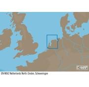 C-Map Noord Nederland; Emden, Scheveningen