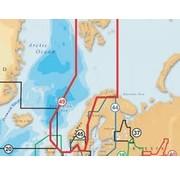 Navionics Noorwegen