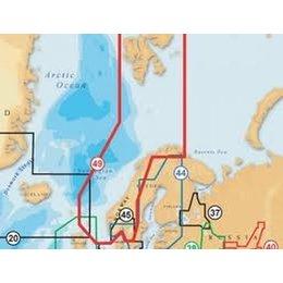 Navionics XL9 49XG Norway