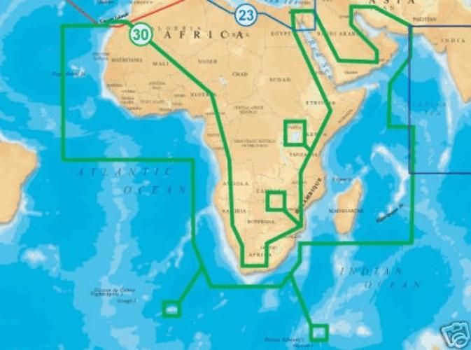 Afrika en Midden Oosten