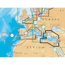 Europa & Middellandse zee