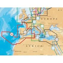 EU West en Spanje