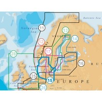 EU Noord, Oslo tot Denmarken