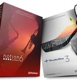 Presonus Notion 6 notatiesoftware