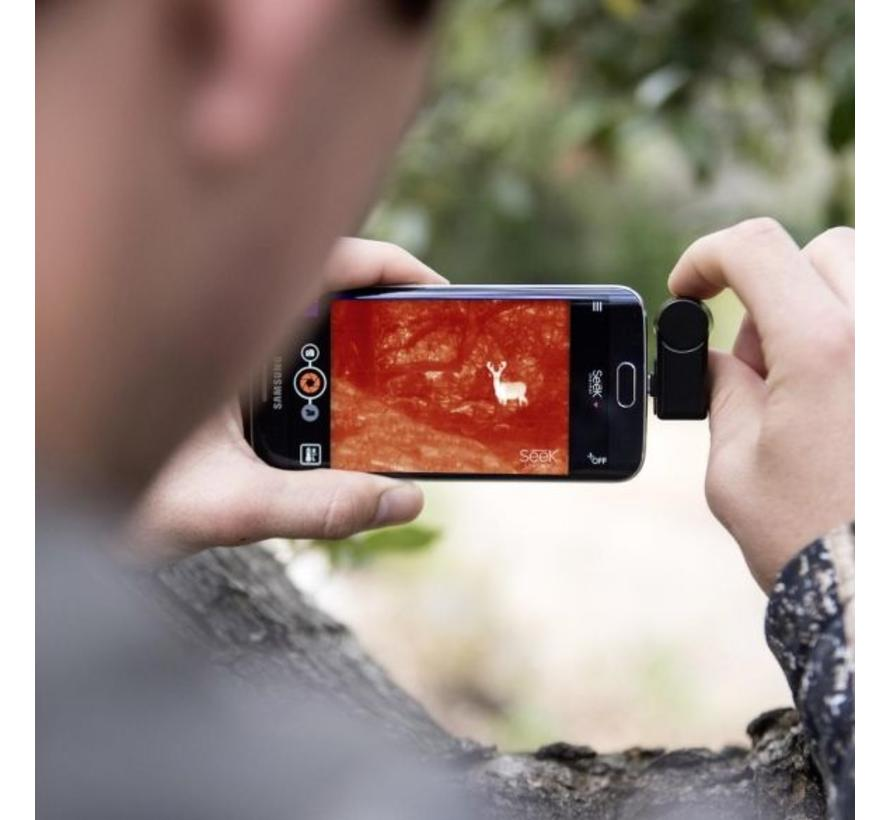 Compact XR 20° FOV voor Android