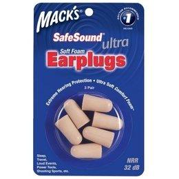 Mack's SafeSound Ultra