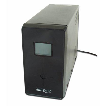 Energenie Noodstroomvoeding met LCD, 1500 VA