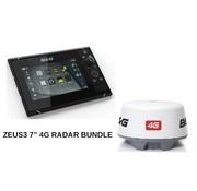 B&G Zeus³ 7 Radar bundel