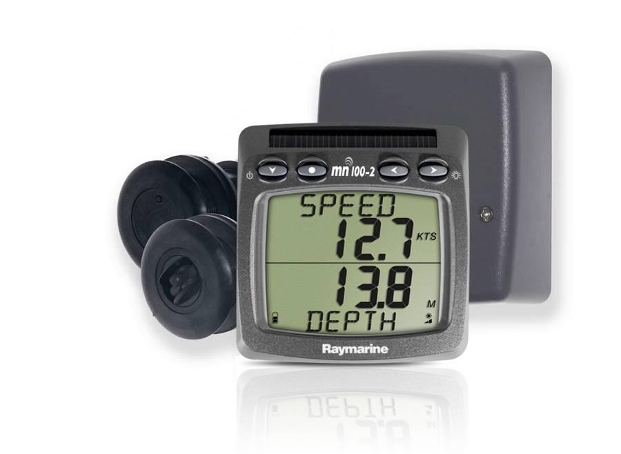 T100 Draadloos snelheid en diepte pakket