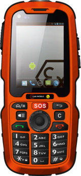 IS320.1 ATEX zone 1/21