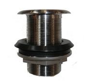 Navico Stainless steel transducer huiddoorvoer