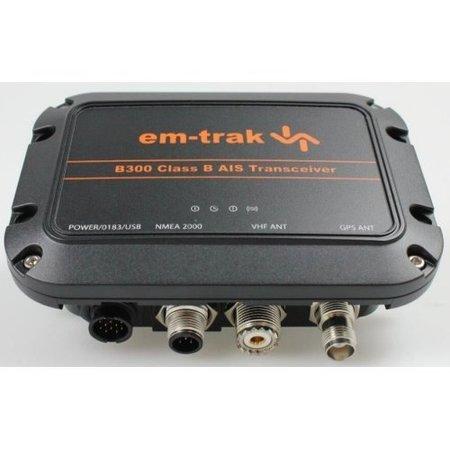 Em-trak B300 klasse B AIS transponder