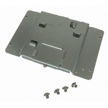 DIN rail mounting bracket