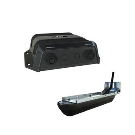 Lowrance HDS-9 Carbon ROW 3D bundel