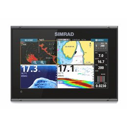 Simrad GO9 XSE mid/high/downscan