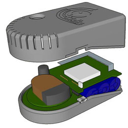 ITalks MCS1608 Smart Building Sensor