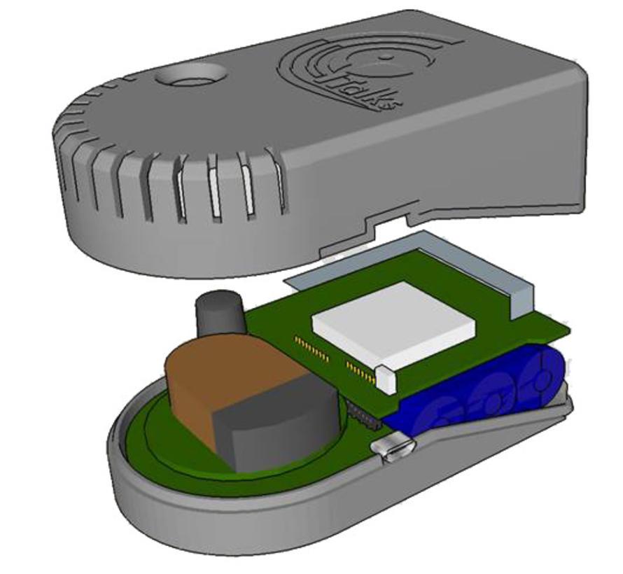 MCS1608 Smart Building Sensor